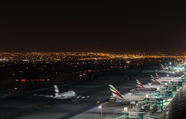 Emirates Trip