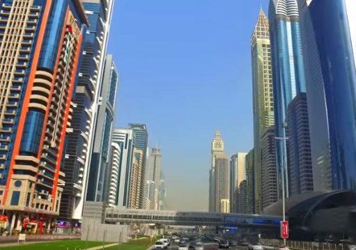 sky high buildings