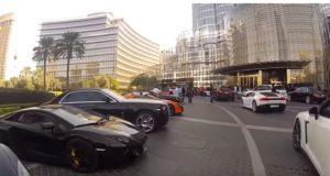 Luxury car expanse