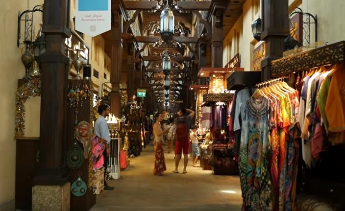 Dubai Old Areas