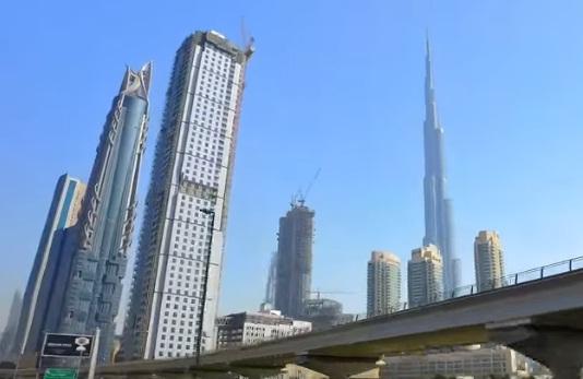 Burj khalifa tallest