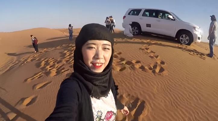 沙漠野生动物园营迪拜
