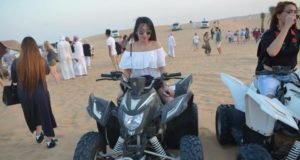 quad bike riders