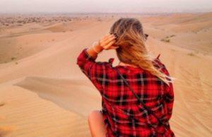 red dunes dubai