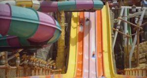 Yas Slides