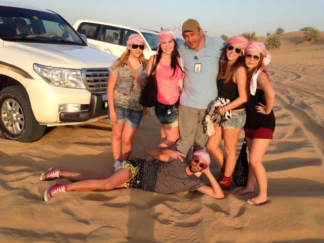 Family Desert Group