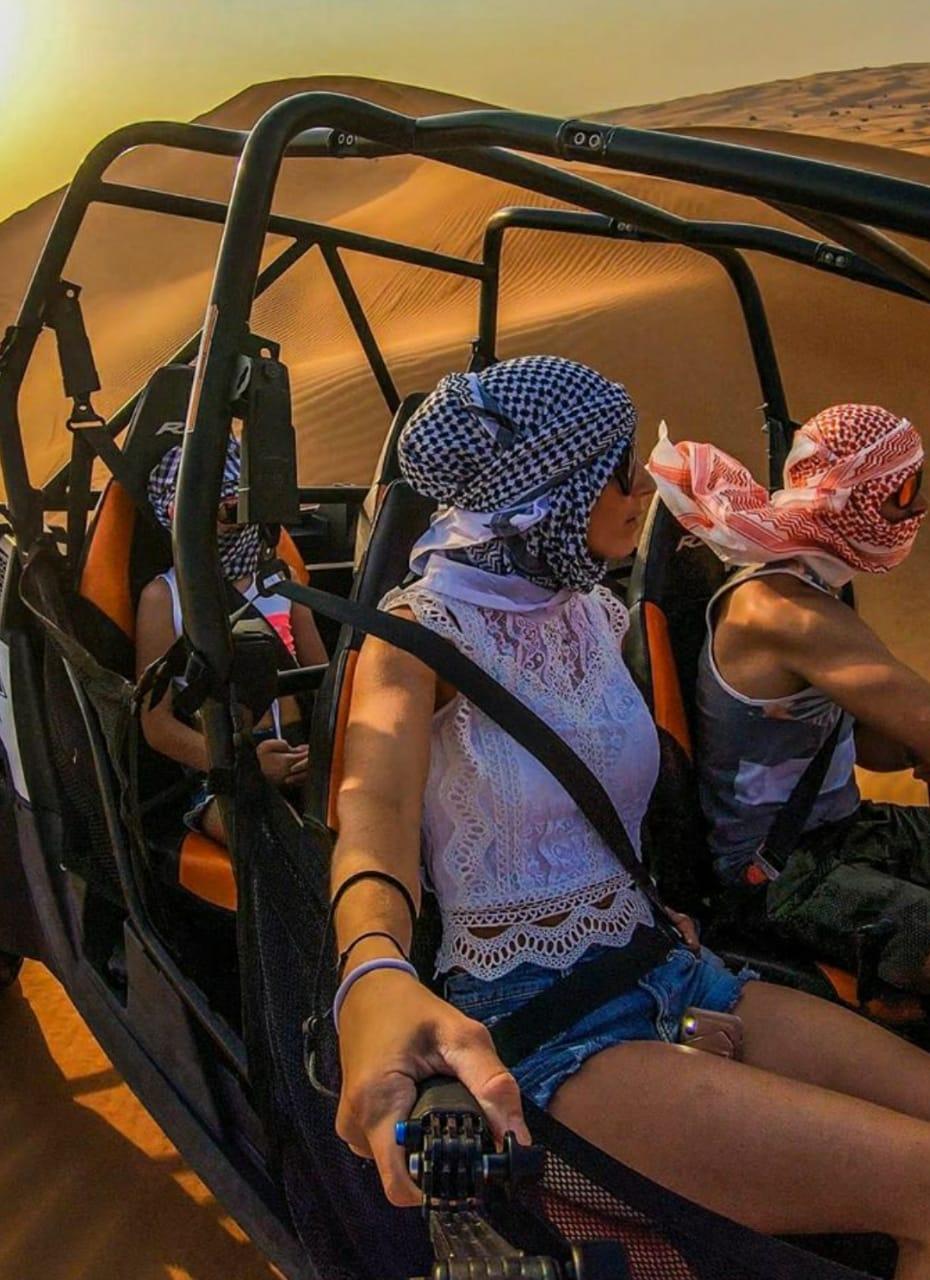 desert buggy ride