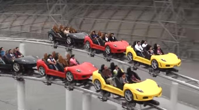 Ferrari Coaster